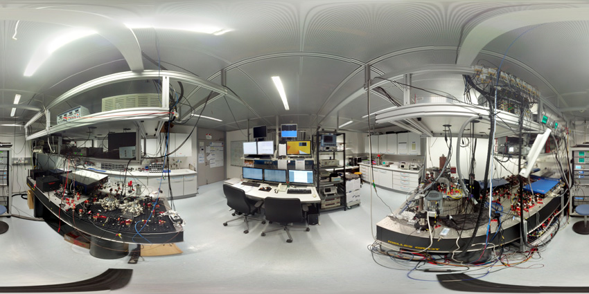 Photosphere of the Ultrafast/Precision lab